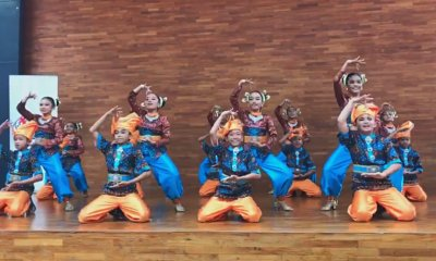 Watch : Msians Kids With A Traditional Dance Performance That Has Wowed Everyone - WORLD OF BUZZ 3