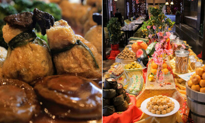 We Had The Ultimate CNY Feast at Sunway Resort Hotel & Spa! Here's All You Need to Know - WORLD OF BUZZ