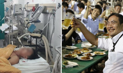 What doesn't kill you: Vietnamese Doctor Treats Alcohol Poisoning With Beers. - WORLD OF BUZZ 2