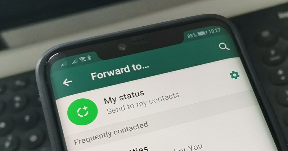Whatsapp Is Now Limiting Users To Forward A Message Only 5 Times To Curb Fake News - World Of Buzz 2