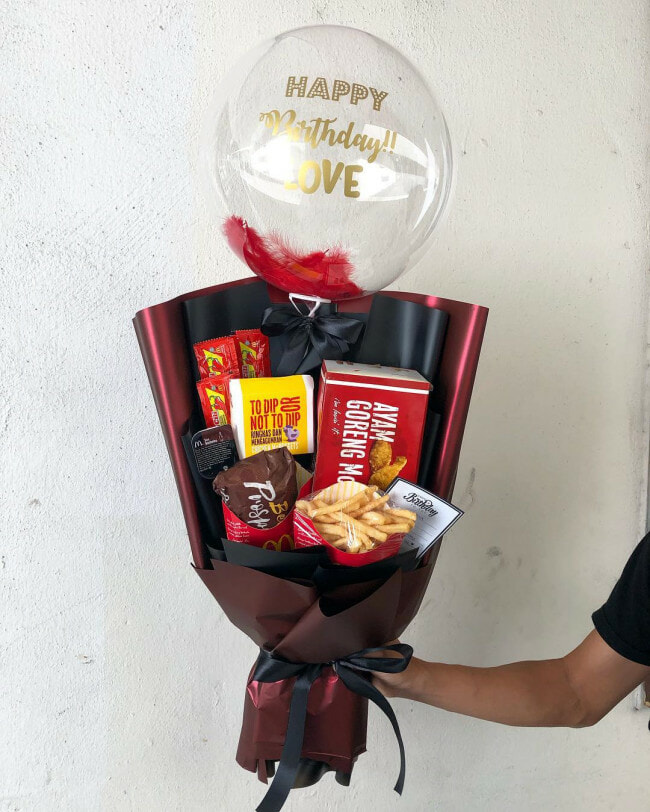 X Unique Bouquets You Can Get In KL This Valentines Day - WORLD OF BUZZ 4