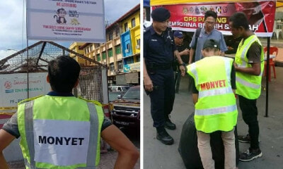 You Can Be Punished With A 'monkey' Vest And Forced To Clean Up If You Litter In Semporna - World Of Buzz 4