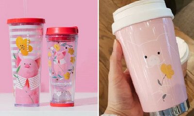You Can Finally Buy Starbucks' Adorable Piggy Collection of Mugs and Tumblers in M'sia! - WORLD OF BUZZ 8