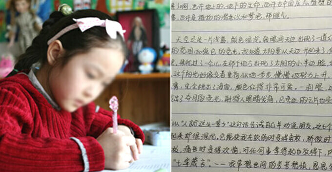13YO Girl Makes RM6,000 By Doing Homework For Others, Says She Earns More Than Her Mom - WORLD OF BUZZ
