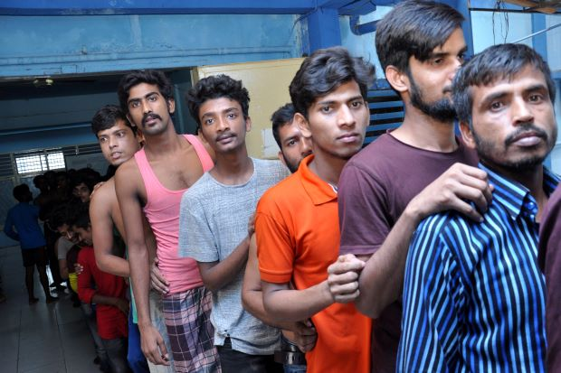 193 Bangladeshis Found Locked Inside Shop House After Being Lured By Jobs In Malaysia - WORLD OF BUZZ 2