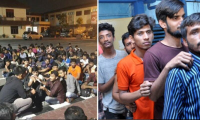 193 Bangladeshis Promised Jobs in Msia But Shockingly Found Locked inside Shop House Instead - WORLD OF BUZZ