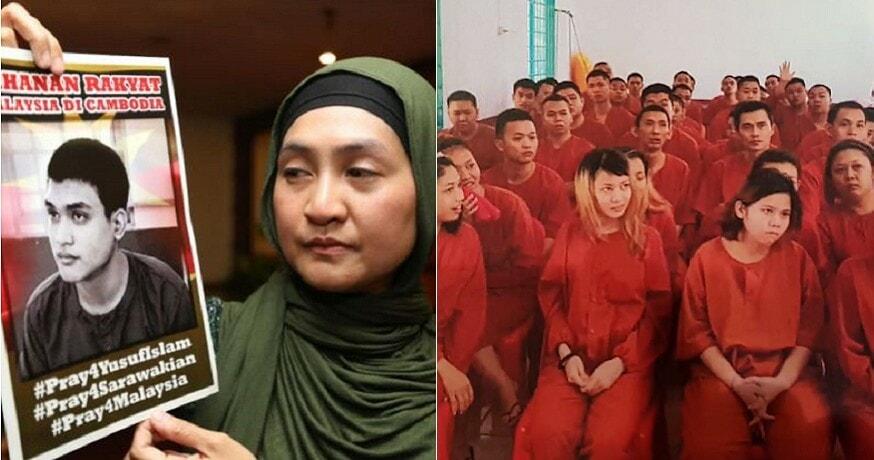 47 Malaysians In Cambodia Jail - WORLD OF BUZZ 3