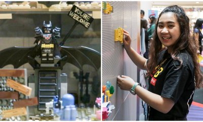 Always Wanted to Make Your Own Movie? You Can Do It All & MORE at The LEGO Movie 2 Event! - WORLD OF BUZZ 1