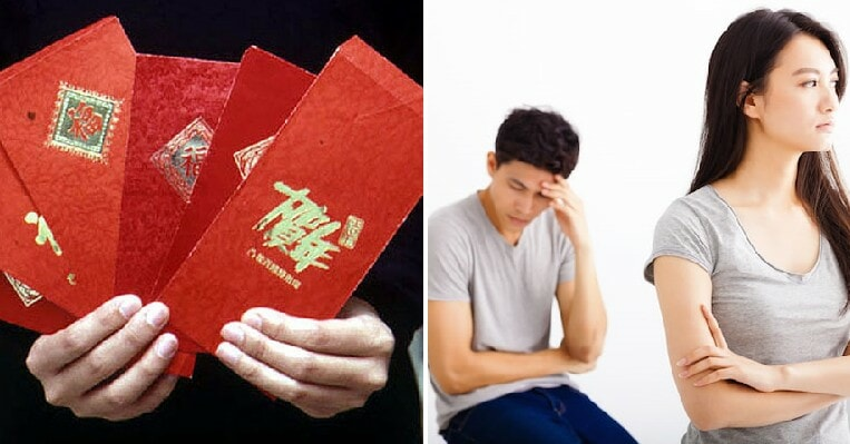 BF Says He Prepared Over RM950 Ang Bao for GF's Parents, She Demands RM1,750 Instead - WORLD OF BUZZ 3