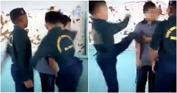 Boy Shoved, Kicked and Punched by 12yo Classmates in Terengganu Primary School - WORLD OF BUZZ
