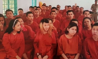 BREAKING: 47 Malaysians Freed From Cambodian Prison - WORLD OF BUZZ 1