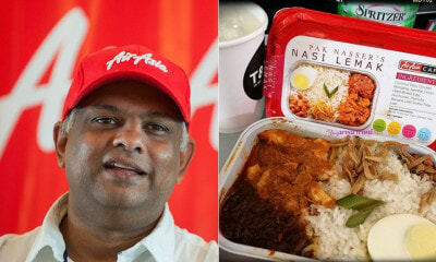 AirAsia Is Opening a Fast Food Restaurant & It's Got Their Famous In-Flight Menu! - WORLD OF BUZZ