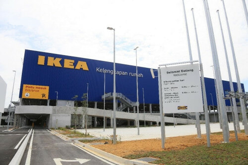 IKEA's New Store In Penang Is So Big That It Has 49 Showrooms and Over 8,000 Products On Display! - WORLD OF BUZZ