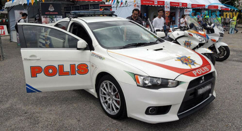 Is the Honda Civic Type R the Next Police Car? This is What PDRM Says - WORLD OF BUZZ 2