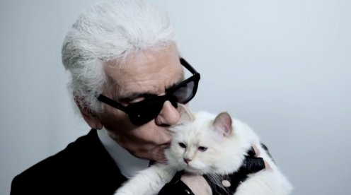 Karl Lagerfeld's Cat Richer Than All of Us As She Inherits Part Of RM1.55 Bil After Owner's Death - WORLD OF BUZZ 4