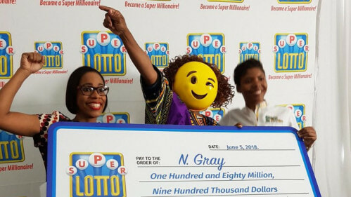 Lottery Winner Collects Cheque Dressed As Ghostface From Scream To Hide Identity From Family - WORLD OF BUZZ