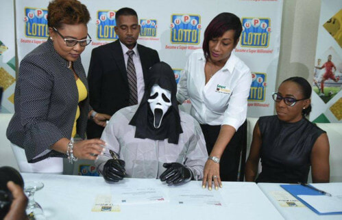 Lottery Winner Collects RM4.7 Million In Costume So His Family Won't Find Out - WORLD OF BUZZ