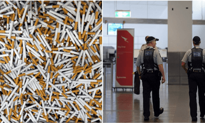 Malaysian Jailed In Australia For Smuggling Six Million Cigarettes - WORLD OF BUZZ 2