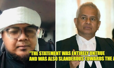 Man Accuses AG Tommy Thomas Of Being Anti-Islam, Apologises After Police Report Lodged - WORLD OF BUZZ 5