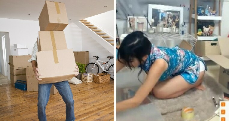 Man Requests for 2-Hour Escort Service, Turns Out He Wanted Help to Move House - WORLD OF BUZZ 1