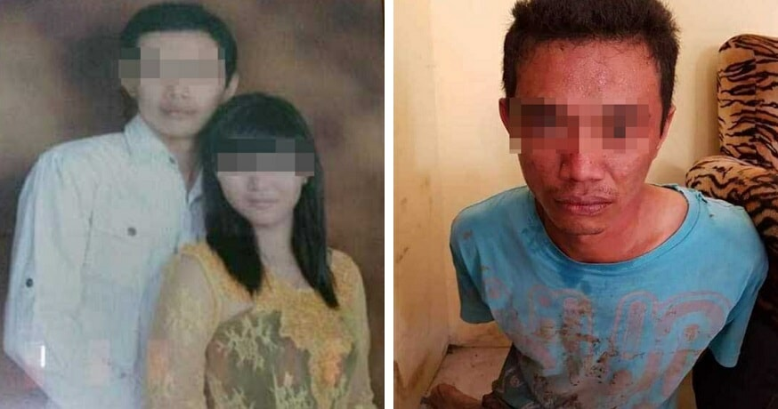 Man Slashes Pregnant Wife Just Because She Refused to Share Her Phone Password with Him - WORLD OF BUZZ