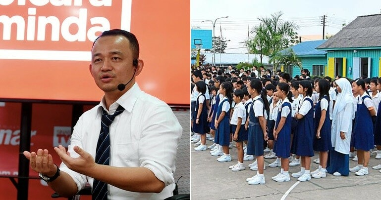 Maszlee: No More Boring Perhimpuan As Schools Can Get Creative With Them - WORLD OF BUZZ