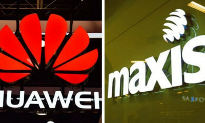 Maxis And Huawei Collaborate To  5G Network In Malaysia - WORLD OF BUZZ