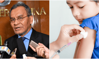 MOH Wants to Make Vaccinations Compulsory for All Children - WORLD OF BUZZ