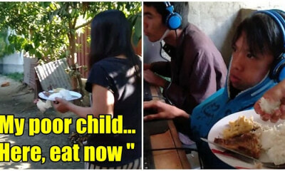 Mother Had to Feed Her Son Because He Won't Stop Gaming After 48 Hours - WORLD OF BUZZ