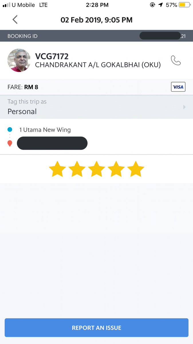 M'sian Girl Almost Wanted to Cancel on Her OKU Grab Driver but Thankfully She Didn't! - WORLD OF BUZZ 5