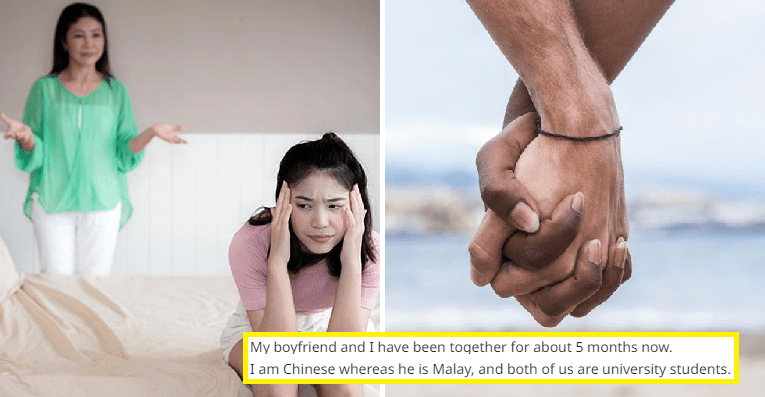M'sian Girl Shares How Parents Object Against Her Interracial Relationship, Threatens Drastic Measures - WORLD OF BUZZ 5
