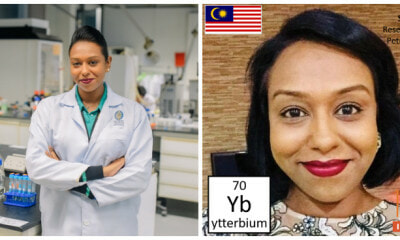 M'sian Scientist Makes Malaysians Proud As One of Top International Young Chemists - WORLD OF BUZZ