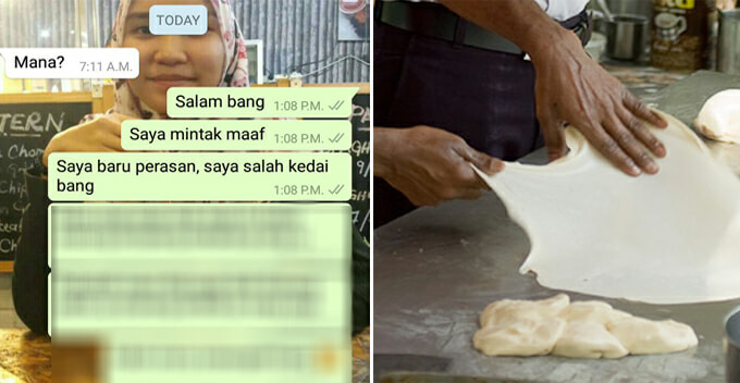 M'sian Shows Up For Work At Wrong Place, Gets Hired And Only Realised At The End Of The Day - WORLD OF BUZZ