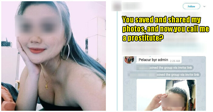 Msian Teacher Illegally Circulates Young Woman's Photo in Chat Group, Calling Her a Prostitute - WORLD OF BUZZ
