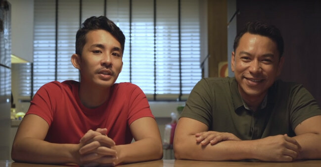 Openly Gay Malay Couple Shares How They Were Accepted By Their Family, Receives Mixed Reactions - WORLD OF BUZZ 1