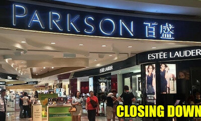 Parkson Suria KLCC is Shutting Down After 20 Years & They Are Having a Sale Until 17 Feb - WORLD OF BUZZ