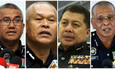 PDRM Senior Officers Insist They Were Asked to Retire; Did Not Resign Together as Rumoured - WORLD OF BUZZ 4