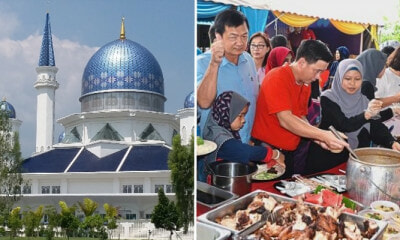 Penang Mosque Holds Chinese New Year Gathering For Community - WORLD OF BUZZ 4