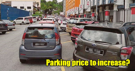 PJ Drivers May Need to Pay Higher Parking Fees & Follow A 2-Hour Time Limit - WORLD OF BUZZ