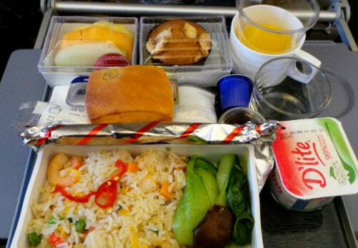 Singaporean Airlines Investigating After Passenger Finds Tooth In His Rice Meal - WORLD OF BUZZ 1