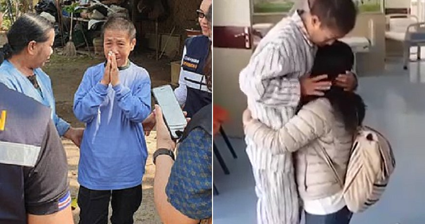Thai Mother With Dementia Wants To Meet Her Son, Ends Up Walking 600km to China - WORLD OF BUZZ 5