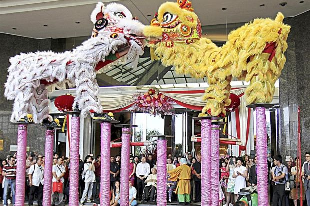 The Sorrow and Sacrifice of Lion Dance Performers That No One Talked About - WORLD OF BUZZ 2