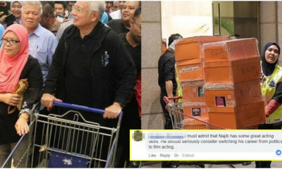 The Ultimate Troll(ey): Netizens Mock Najib for Saying RM50 Cannot Fill a Trolley - WORLD OF BUZZ 2