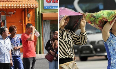 These 10 Areas in Peninsular Malaysia Will Be Experiencing a Heatwave For At Least 3 Days - WORLD OF BUZZ 2
