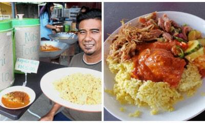 This Penang Cafe Serves Nasi Briyani, Nasi Tomato, Kopi O and More for Just 10 Sen! - WORLD OF BUZZ 3