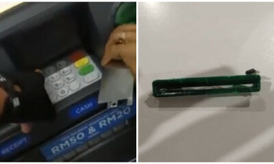 Three Men Nabbed for Hacking ATM Machines with Scanners and Camcorders - WORLD OF BUZZ 3