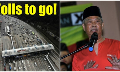 Toll Charges To Go Down In Stages, Pakatan Harapan To Fulfill Its GE Promise - WORLD OF BUZZ 1