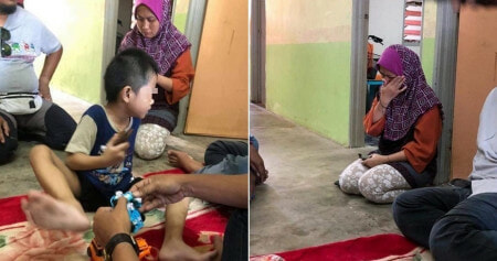 Two M'sian Kids Forced to Eat From School Dustbin Because Mother Was Too Poor to Buy Food - WORLD OF BUZZ 2
