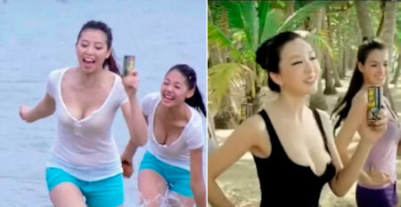 Viral Chinese Ad Claims Santan Makes Your Breasts Bigger, Gets Backlash - WORLD OF BUZZ 3