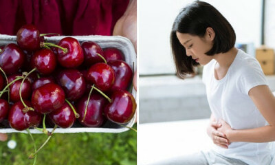 "Woman Eats 50 Cherries in Few Hours, Experiences ""Blood-Coloured"" Poop & Faints in Toilet - WORLD OF BUZZ 2"